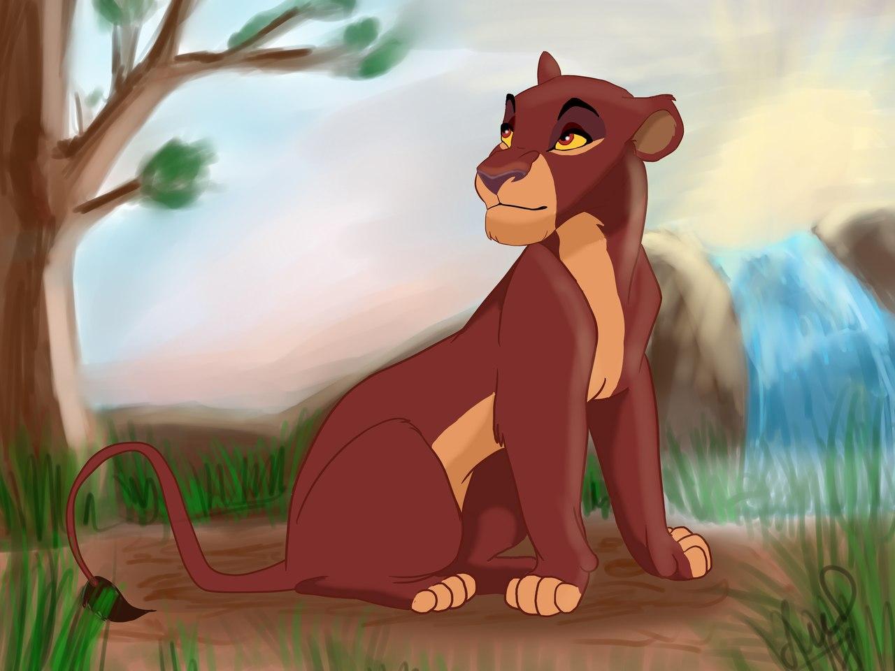 Порно король лев симба и шрам