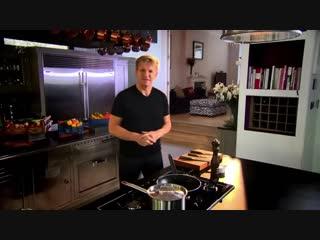 Курс элементарной кулинарии Гордона Рамзи  Эпизод 2 rehc 'ktvtynfhyjq rekbyfhbb ujhljyf hfvpb  'gbpjl 2