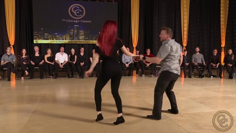 Chicago Classic 2019 Champions Strictly Swing Myles Munroe Larisa Tingle Schubert