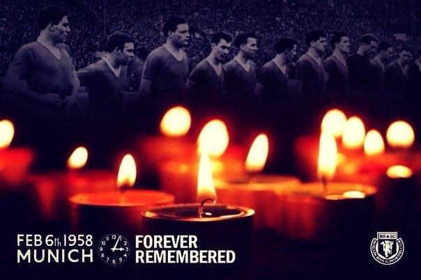 6 февраля 1958 года трагедия Манчестера Юнайтед...