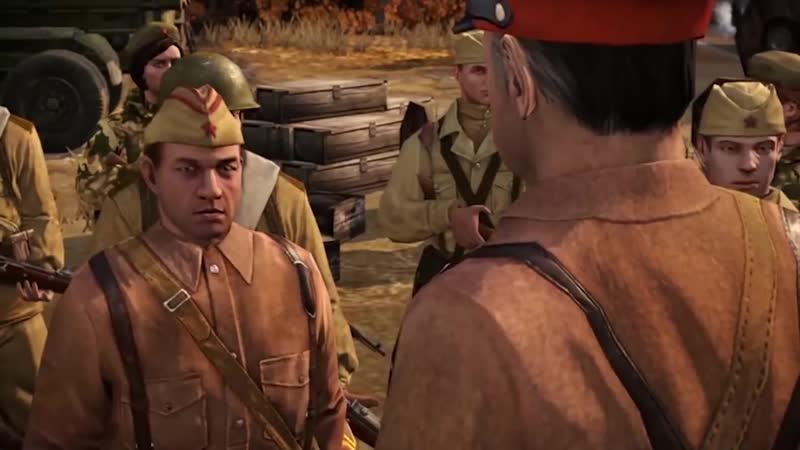 Почему в Battlefield V и Call of Duty_ WWII нет русских кампаний