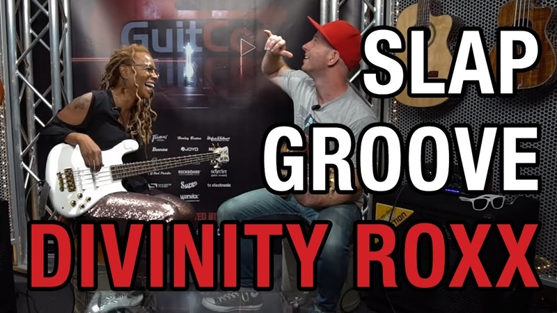 Show Me Something 4 - Slap Groove with Divinity Roxx