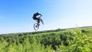 БОЛЬШИЕ ПРЫЖКИ на велосипеде Воскресенск