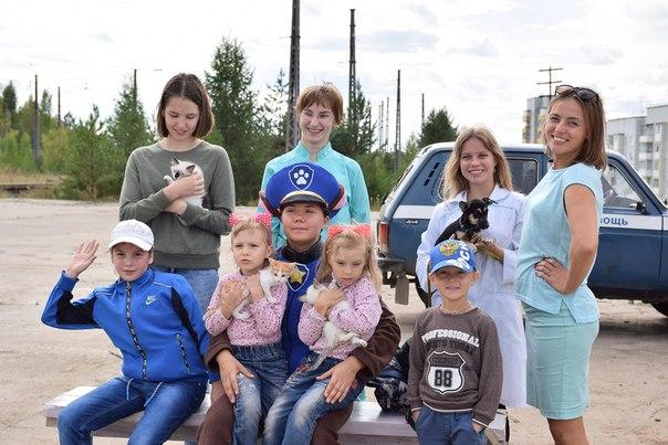 В Усть-Илимске отметили день ветеринара