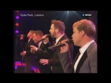 Westlife - What About Now You Raise Me Up (Live)
