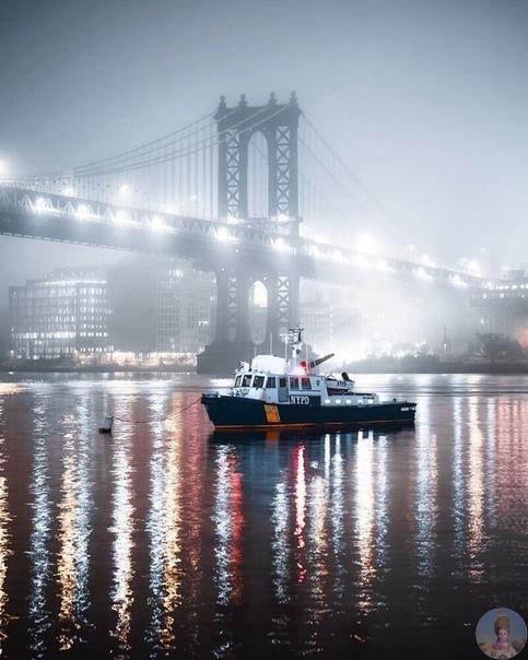 Нью-Йорк с необычного ракурса