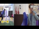 180811  LuHan @ Sweet Combat Behind The Scene
