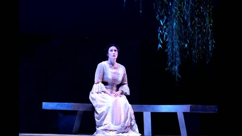 Saioa Hernandez - Gualtier Maldé... Caro nome... - Rigoletto (G.Verdi) debut
