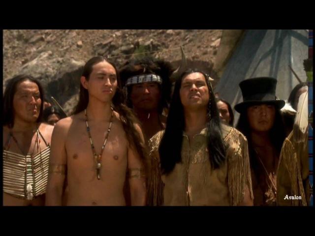 Raid on Austin, Texas from Comanche Moon movie