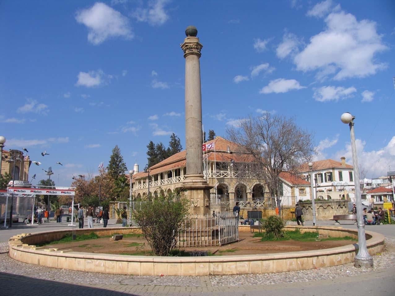 WnF1s_nvjbw Никосия (Лефкосия) столица Кипра.