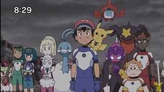 Anime Pokémon SUN&MOON Episodes 87 Preview P2