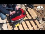 Обзор мощного мотобура ADA GroundDrill 15 HERCULES