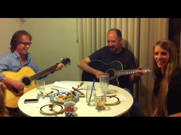 Bill Mumy, Circe Link, Christian Nesmith - If I Needed Someone (The Beatles)