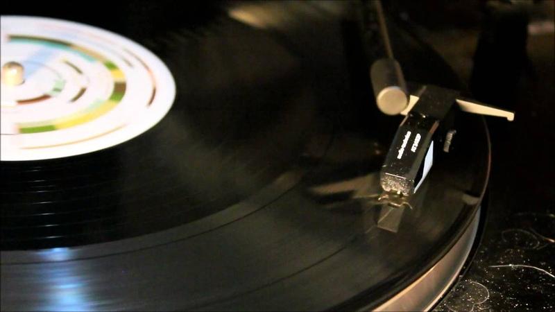 Pink Floyd The Endless River Side 1 180 Gram Vinyl