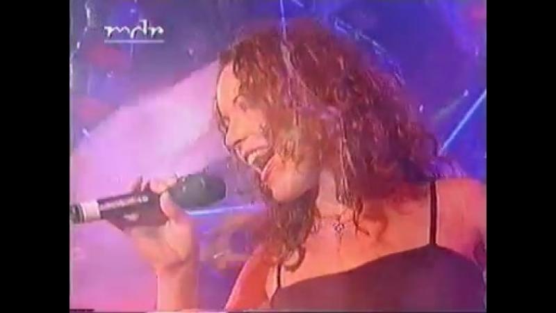 Blumchen-Gib mir Nokh Seat (live)