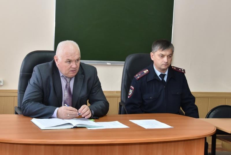 Сводный отряд марийской полиции готовится к отправке в Северо-Кавказский регион