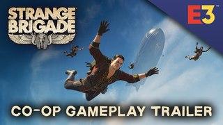 Strange Brigade – Co-op Gameplay Trailer