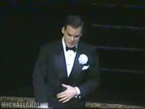 Michael C. Hall in Chicago Broadway Musical (part 3) Rare!