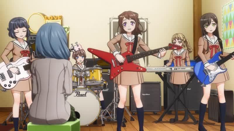 Poppin' Party – Kira Kira datoka Yume datoka ~Sing Girls~ (Anime ver.)