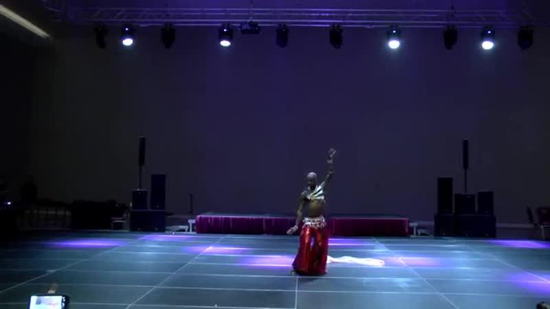 Rachid Alexander Male Belly Dance