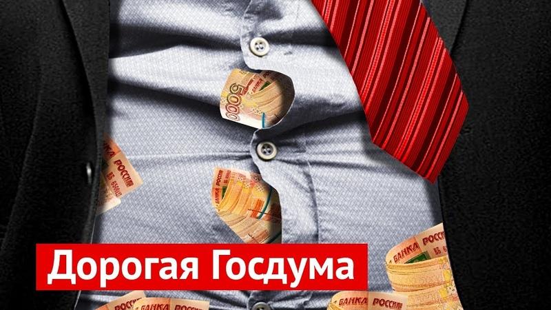 Плати налоги, корми Госдуму!