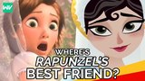 Tangled Theory Why Cassandra Wasnt At Rapunzels Wedding Discovering Disney