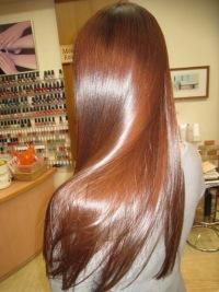 Ламинирование волос спб