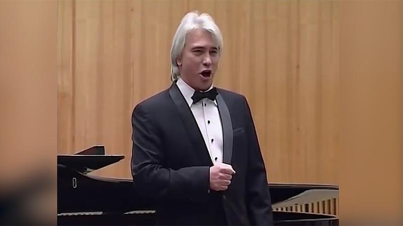 Глинка «Попутная песня» - Хворостовский, Аркадьев / Glinka «Passing Song» - Hvorostovsky, Arkadiev