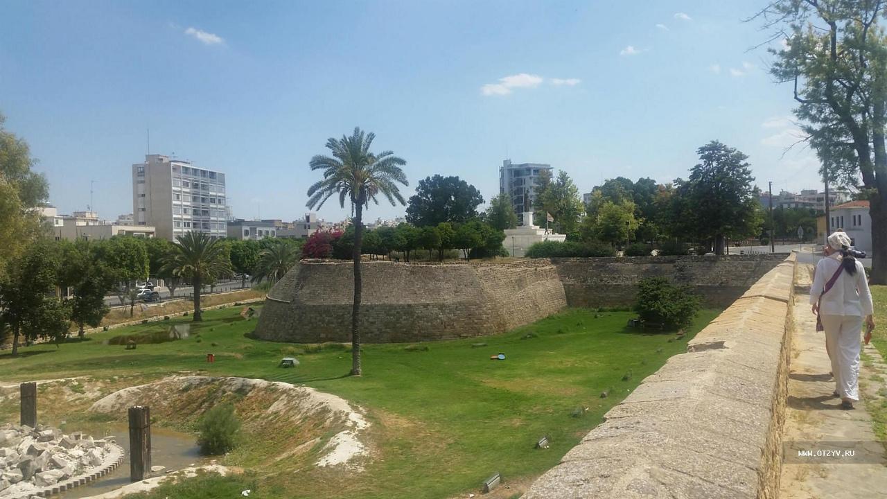 A-1Uz9vCbt0 Никосия (Лефкосия) столица Кипра.