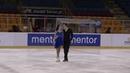 Irina STORK / Taavi RAND FD Mentor Nestle Nesquik Torun Cup 2015