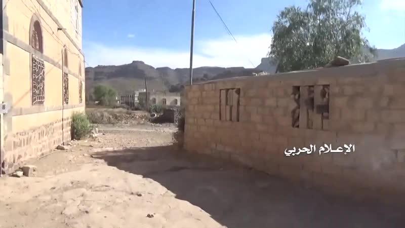 Освобождение хуситами района Бейт Язиди в провинции Эль Дали