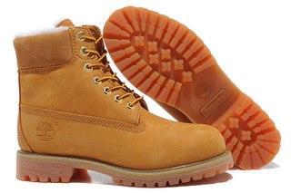 Желтые Ботинки Timberland