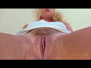 Kathia nobili - daily bush for the lovers of nice hairy pussy! [milf,fetish,cock tease,joi,dirty talk,pov,new porn 2017]