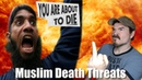 Muslims Send Me Death Threats And Hate Mail