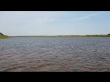 Северная Двина за 400 км