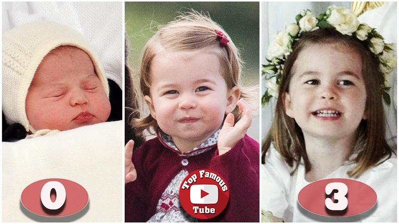 Шарлотта принцесса Кембриджская Charlotte Princess of Cambridge