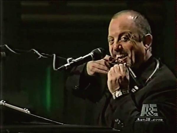 Billy Joel Piano Man 2001 master class