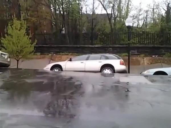 Оползень в Балтиморе (Baltimore Landslide)