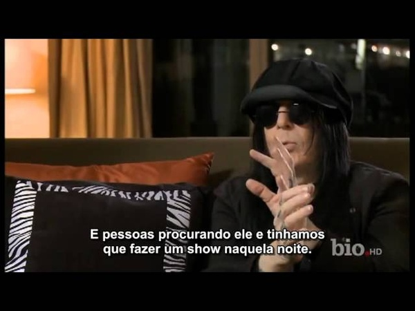 Mötley Crüe Biography Legendado Parte 2 3 PT BR