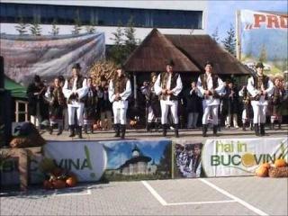 Targul Produs in Bucovina la Cluj 6 - Ansamblul Ciprian Porumbescu
