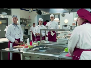 Сериал Кухня (Tojiro Flash)