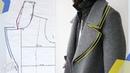 HOW TO: MAKE LAPEL REVERE' COLLAR PATTERNS | TEDDY COAT PT 1 | KIM DAVE