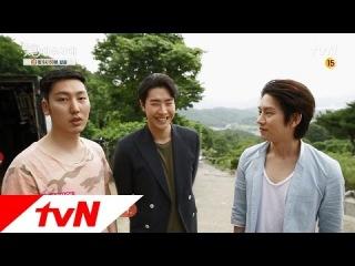 tvN [꽃할배수사대] 메이킹#13 : 아쉬운마지막촬영