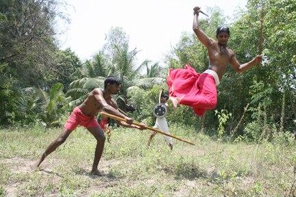 Каляри-ппаятт (Калари-паятту) древнее БИ Индии