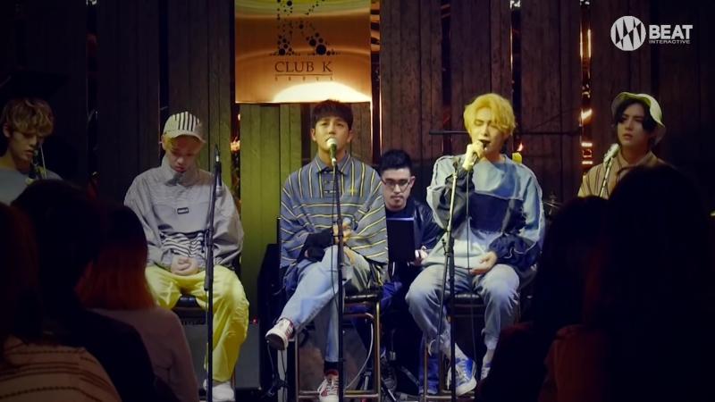 [Sofar Sounds] 박원 - 노력(Try) (by 준) (A.C.E)