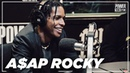 A$AP Rocky on Tyler The Creator, New Relationship The Injured Generation Tour