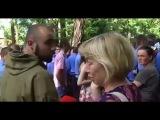 Славянск. Военные с Западной Украины не хотят ехать воевать на Юго-Восток | 9 июня Сегодня Новости