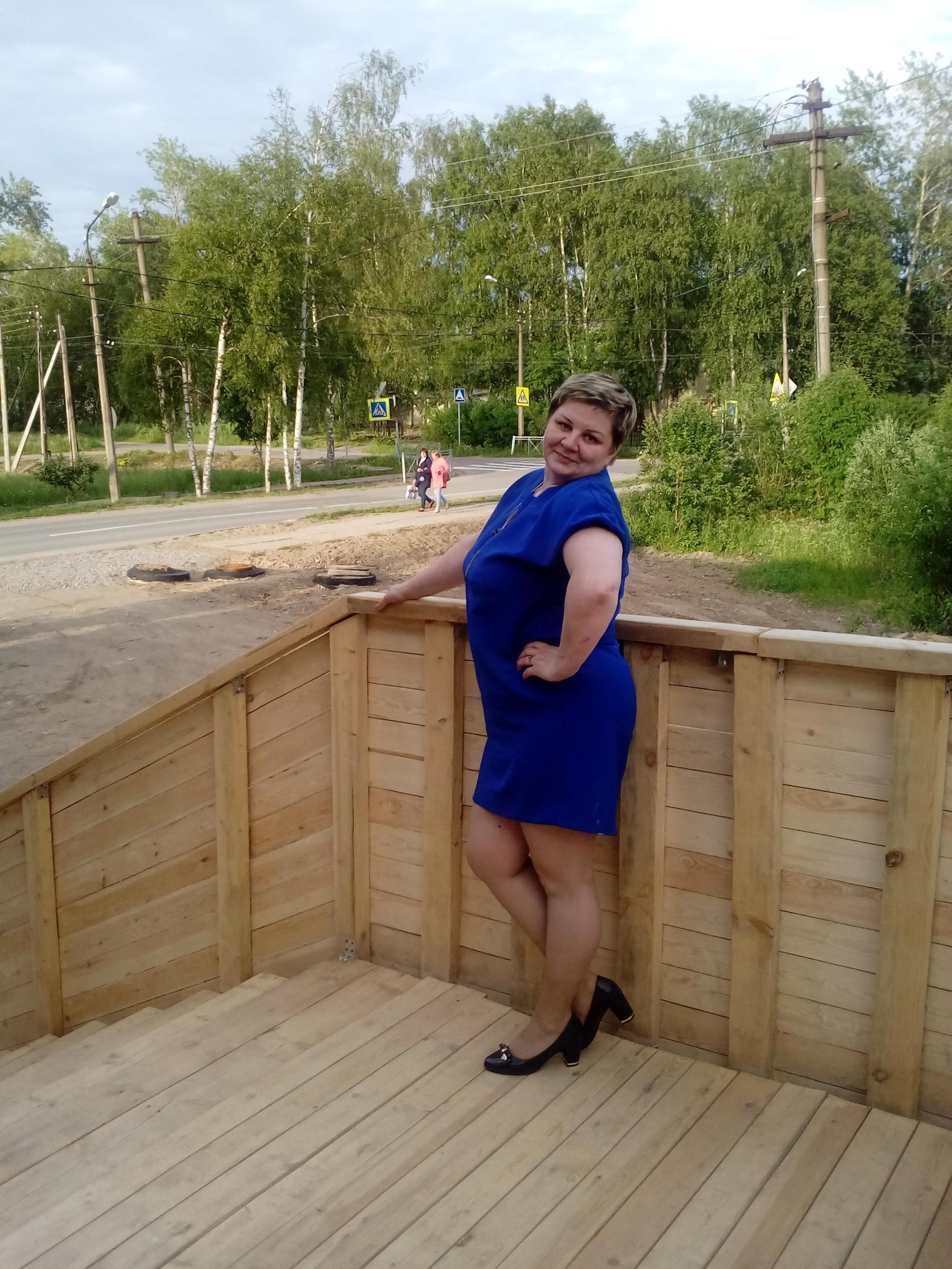 Elena, 46, Podporozhye