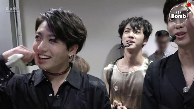 BANGTAN BOMB Excuses about destroyed JK's Shirt BTS 방탄소년단