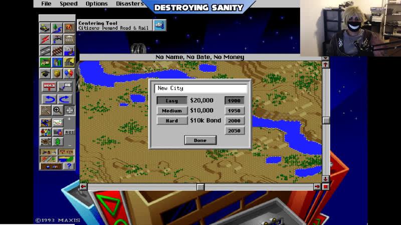 [ENG/ESP] Sim City 2000 Baby!!